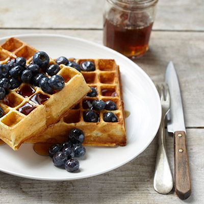 Lemon Poppyseed Waffles Recipe- Visit PaneraBread.com for more ...