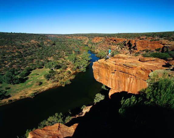 Hawk's Head - Kalbarri National Park Western Australia