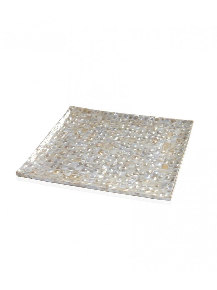 Serving Tray Of White Mother Of Pearl Buy Online