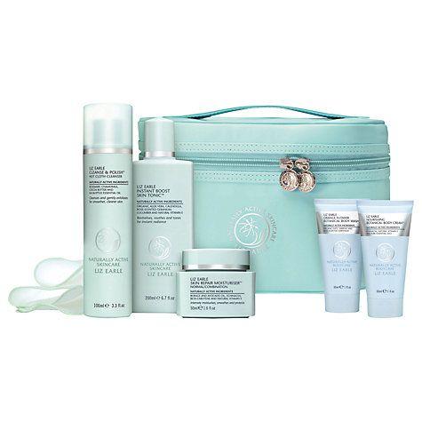 Buy Liz Earle Skin Care Essentials Kit, Normal/Combination Skin Types Online at johnlewis.com