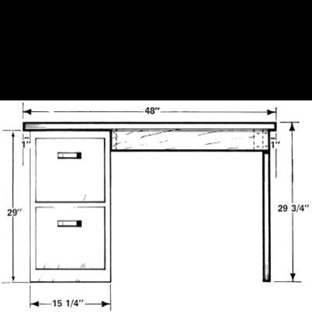 17 best images about diy desk with file cabinets on pinterest diy furniture joanna gaines. Black Bedroom Furniture Sets. Home Design Ideas