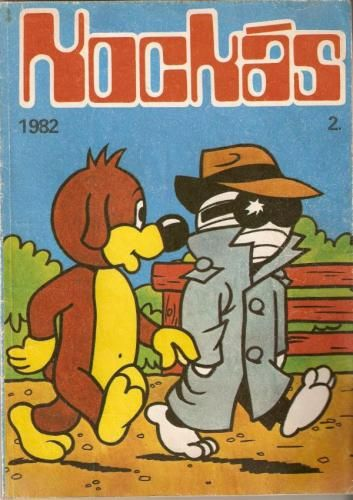 Kockás képregény 1982