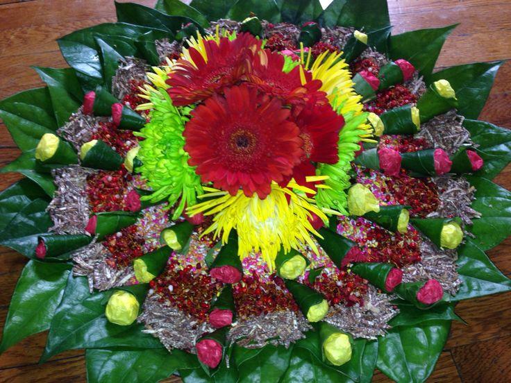 Mehndi Thaals Bengali Weddings : Best paan decoration images on pinterest