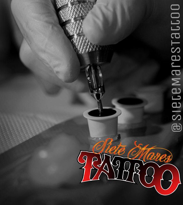 Siete Mares Tattoo. Local de Tatuajes y Piercings en Santiago