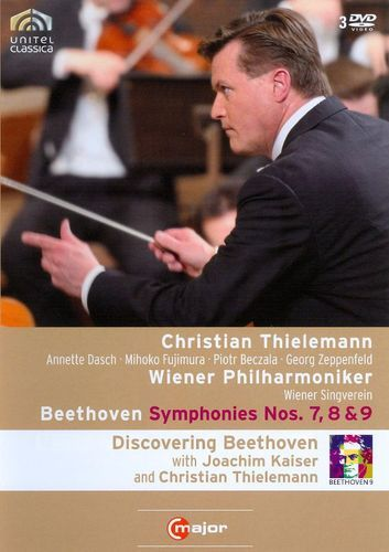 Christian Thielemann/Wiener Philharmoniker: Beethoven/Discovering Beethoven [3 Discs] [DVD]