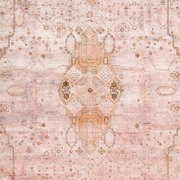 Color Reform Silk Overdyed Rug - 10'x14'