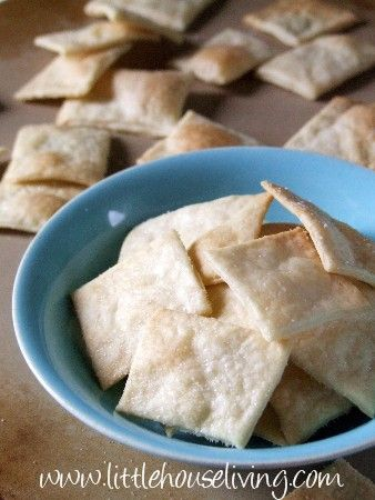 Post image for Homemade Saltines