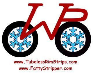 Installation of FatBike Tubeless RimStrips