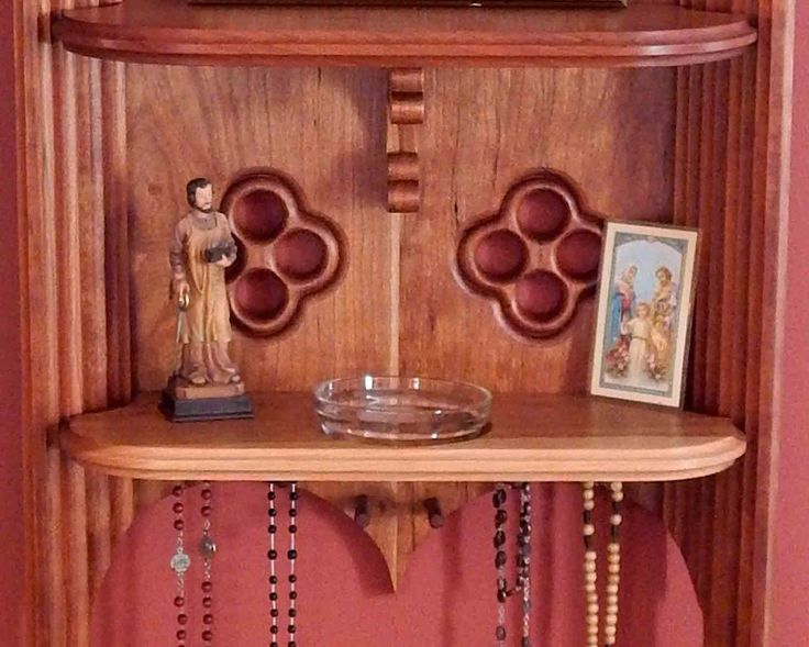 1000 Images About Catholic Home Altars And Shrines On