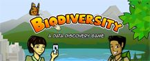 Biodiversity: A Data Discovery Game
