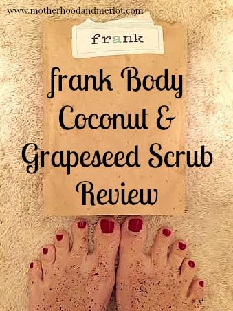 frank body scrub review