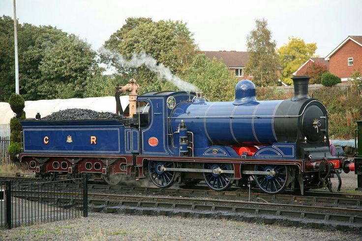 Caledonian Railway Mcintosh 812 class 0-6-0