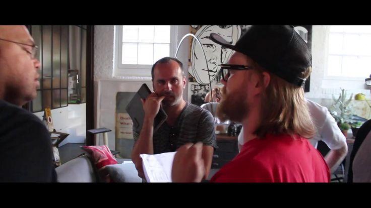 Wacom - Behind The Scenes. Artbox – Wacom