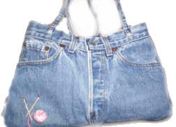 made from your old jeans