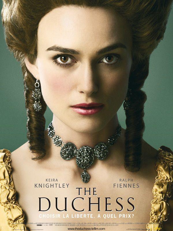 The Duchess, 2008, réalisé par Saul Dibb, avec Keira Knightley.