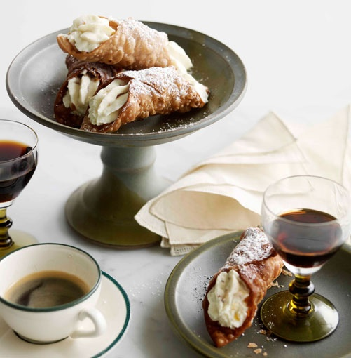 foodEating Sweets, Fun Recipe, Favourite Treats, Cannoli Recipe, Favorite Desserts, Gourmet Travel, Foodies Thoughts, Delicious, Favorite Recipe