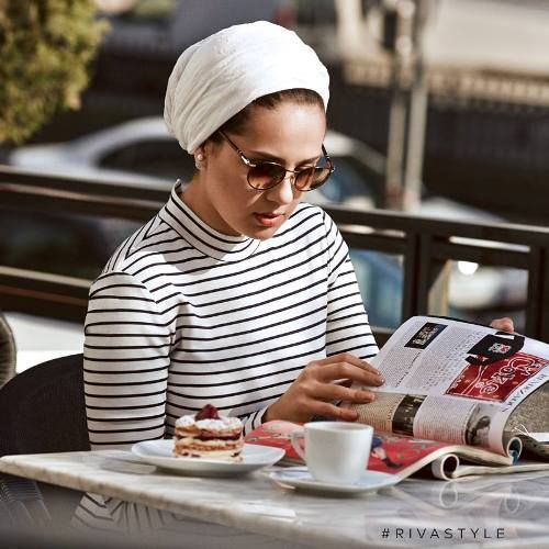 asia akf stripe tee, Riva fashion by Asia Akf http://www.justtrendygirls.com/riva-fashion-by-asia-akf/
