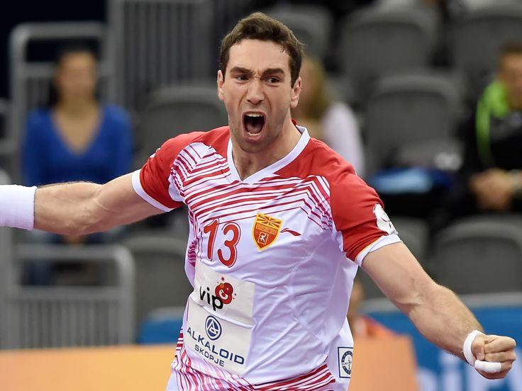 Filip Mirkulovski ab Sommer neuer Spielmacher der HSG Wetzlar