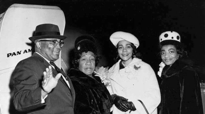 DYK? Alberta Williams King (1904-1974), mother of Rev. Dr. Martin Luther King, Jr., was also assassinated on June 30, 1974.