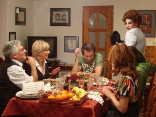 Celebek vacsora csatája, - Vacsoracsata receptek: Vacsoracsata 6. hét - Székhelyi József, színművész-rendező látta vendégül versenytársait