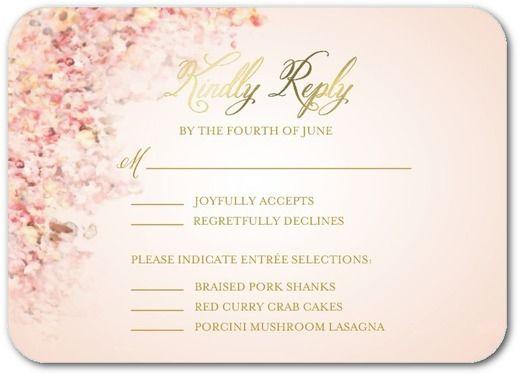 Best 25 Wedding response cards ideas on Pinterest DIY rsvp