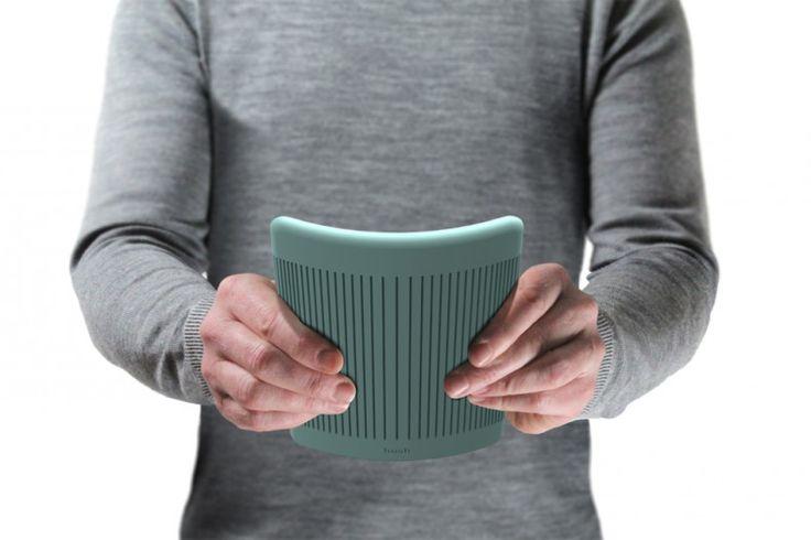 Plastic Logic Flexible E-Reader