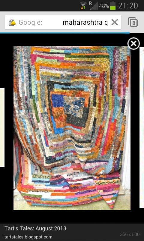 Indiase quilt