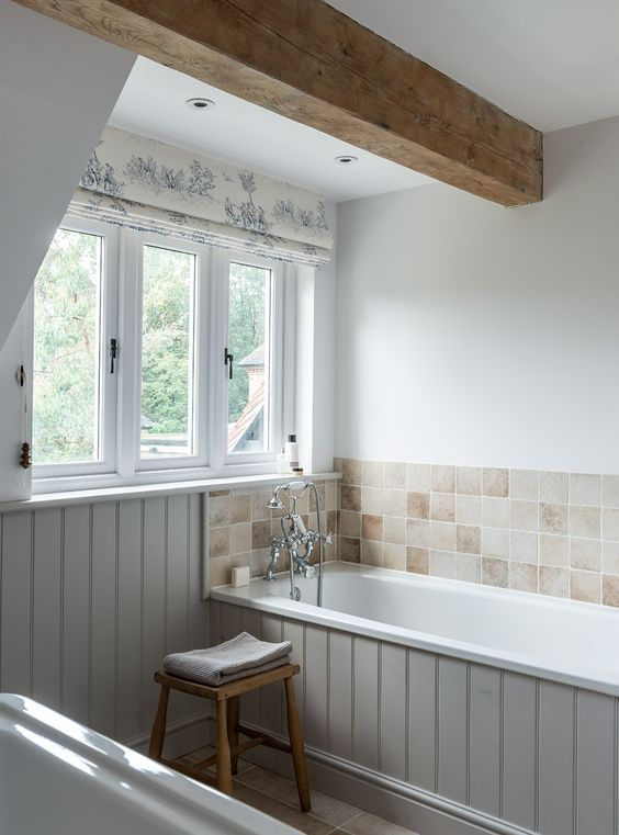bring style and sophistication while presenting some country charm here are some of the very - Country Bathrooms Designs