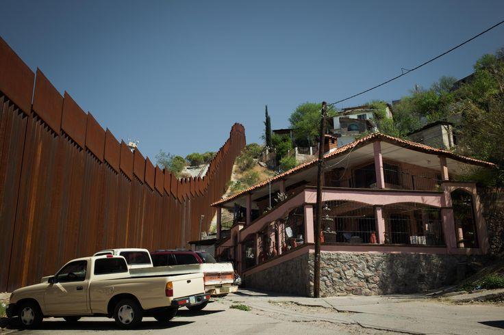 Foto's van het leven aan de Mexicaans-Amerikaanse grens - Vice