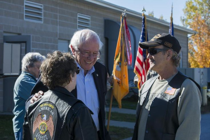 Office of Bernie Sanders - Federal grant application assistance.