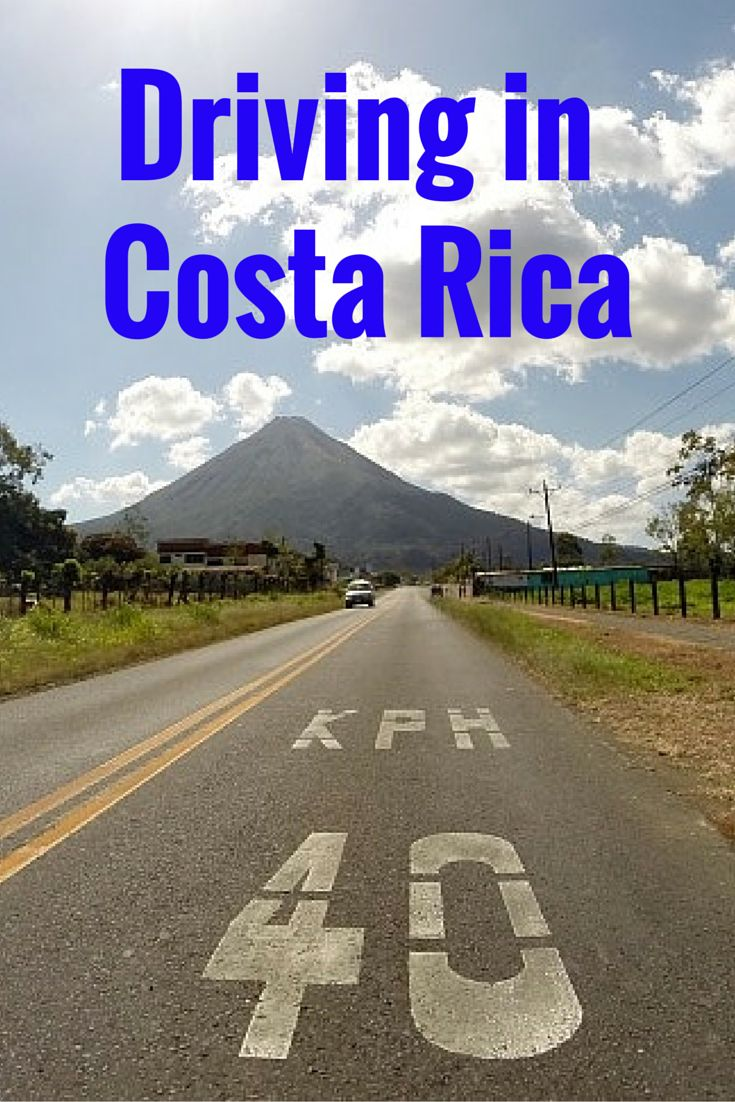 Renting a car for your trip to Costa Rica? You'll want to check out these…