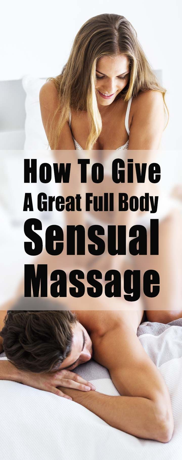 How To Give A Great Full Body Sensual Massage   Healthy Society -8818