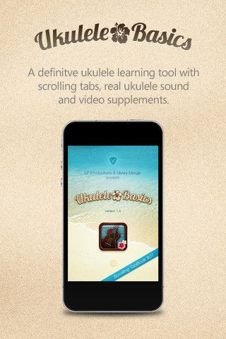 app to learn how to play ukulele