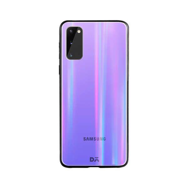 Purple Iris Gradient Holographic Case For Samsung Galaxy S20 Samsung Galaxy Galaxy Samsung