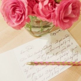 A handwritten thank you note is ABSOLUTELY required to show one's thanks.