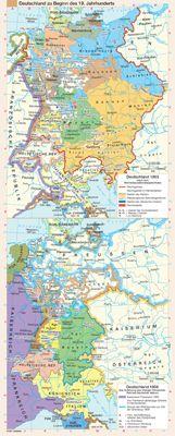 Deutschland zu Beginn des 19. Jahrhunderts
