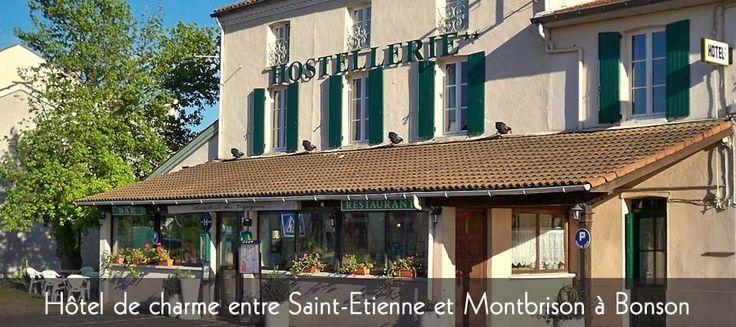Hostellerie des Voyageurs: à proximité de Saint Etienne #HotelSaintEtienne #SoiréeEtapeLoire #RestaurantSaintEtienne