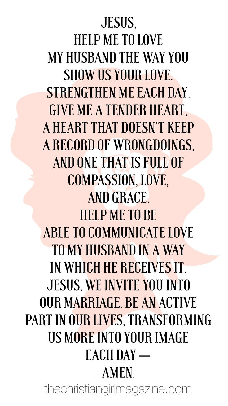 A prayer for your husband read the full article on how to love your husband