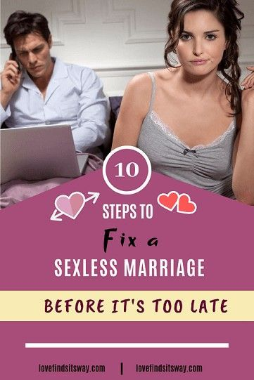 How many marriages are sexless