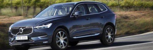 Gallerij: Test Volvo XC60 T6
