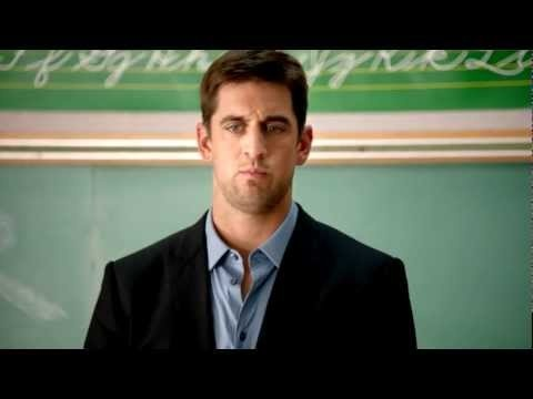 Aaron Rodgers' new State of Detention commercial! DISCOUNT DOUBLE CHECK -E
