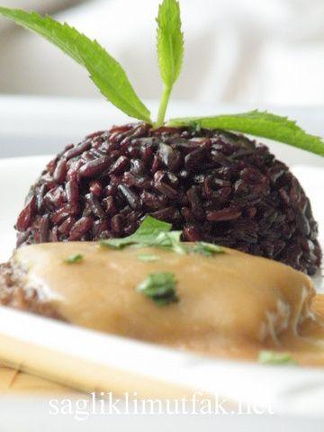 Siyah Pirinç Pilavı (Yasak Pirinç Pilavı) – Sağlıklı Mutfak