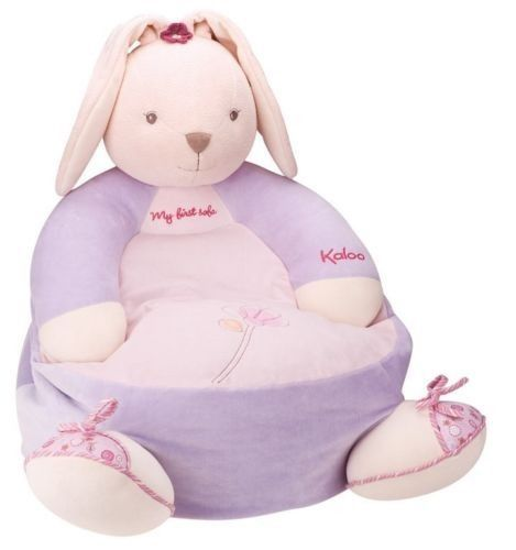Kaloo My First Sofa Beanbag Chair For Newborn Baby Lillirose Range Pink