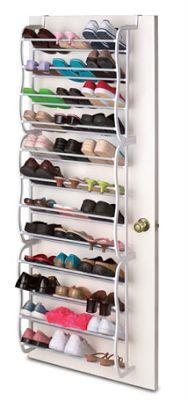 over door shoe rack