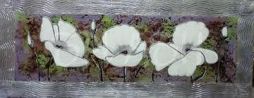 Resultado de imagen de cuadros de flores modernos