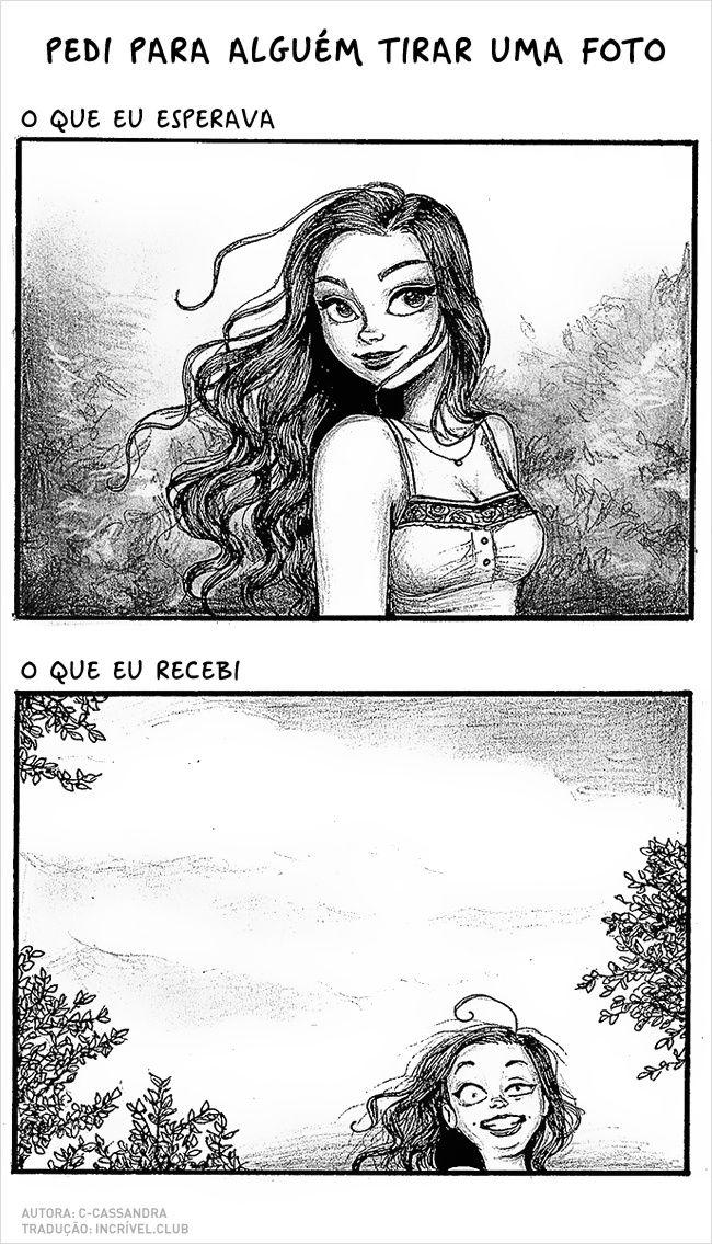 Comics em que qualquer semelhança é mera coincidência