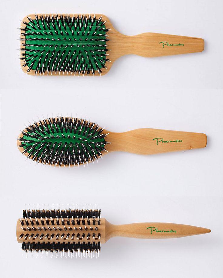 Innovative Profi-Haarbürsten: Natürlich und hochwertig - mit Alpha-Ionen! #beauty #wellness #haare #bürsten #weltbild
