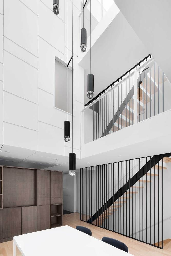 Gallery of Somerville Residence / NatureHumaine - 12