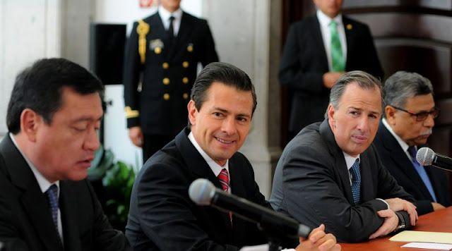 NORELLY  LEARNING, Nicaragua: El presidente Enrique Peña Nieto se reunió con Líd...