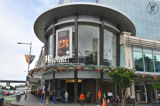 Westfield mall at Newmarket | Auckland, New Zealand